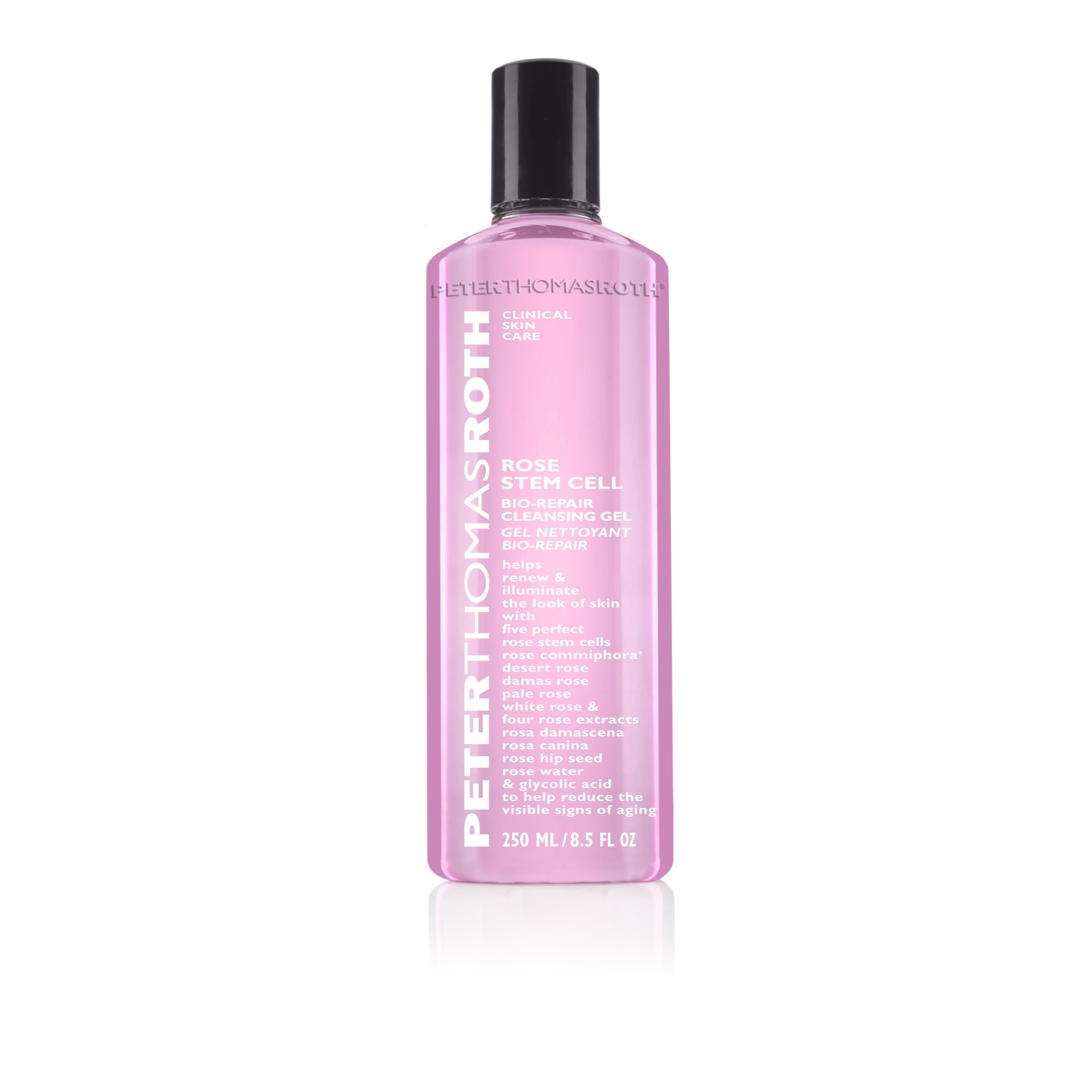 Rose Stem Cell Bio-Rep Cleansing Gel