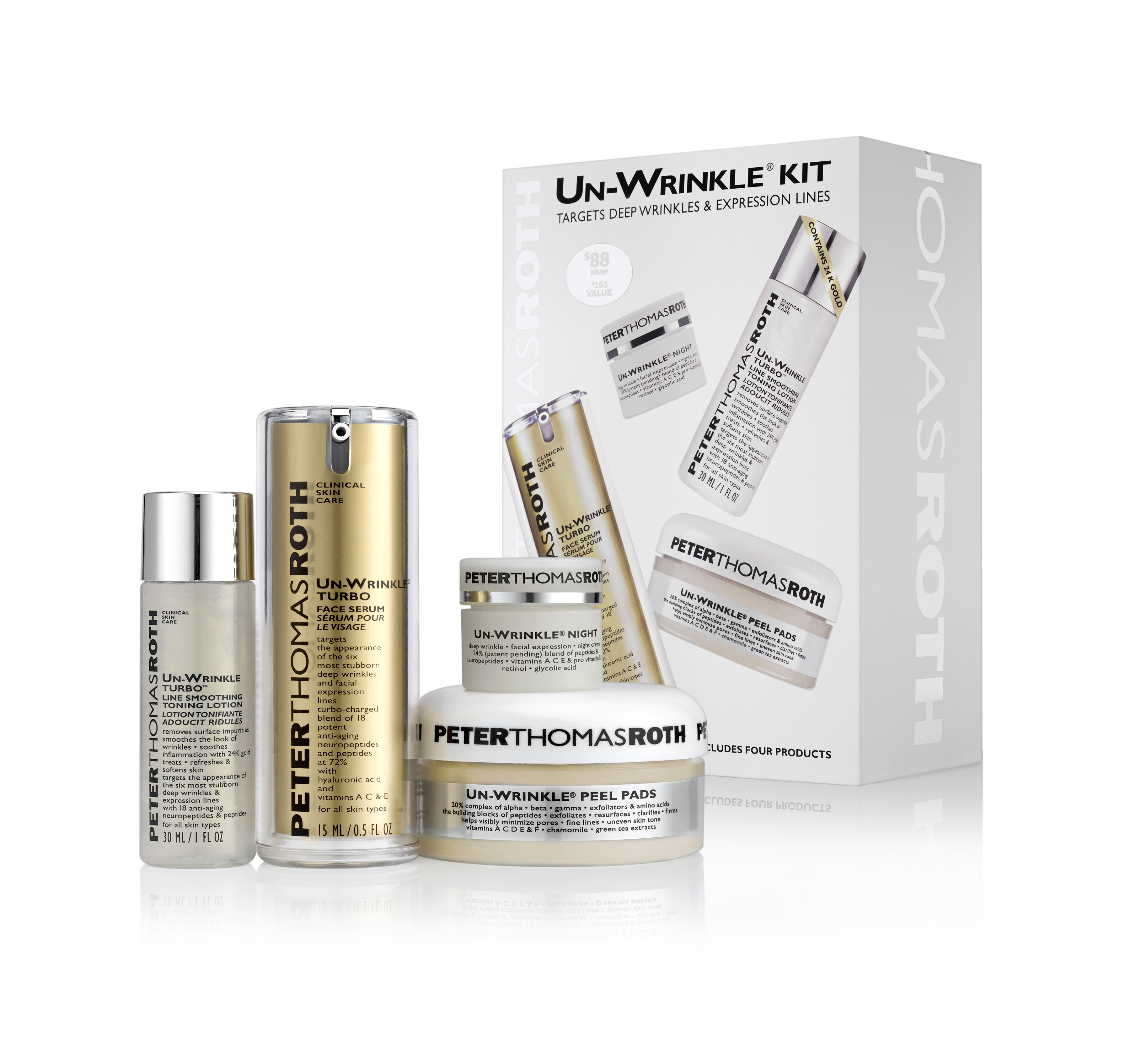 Un-Wrinkle Kit