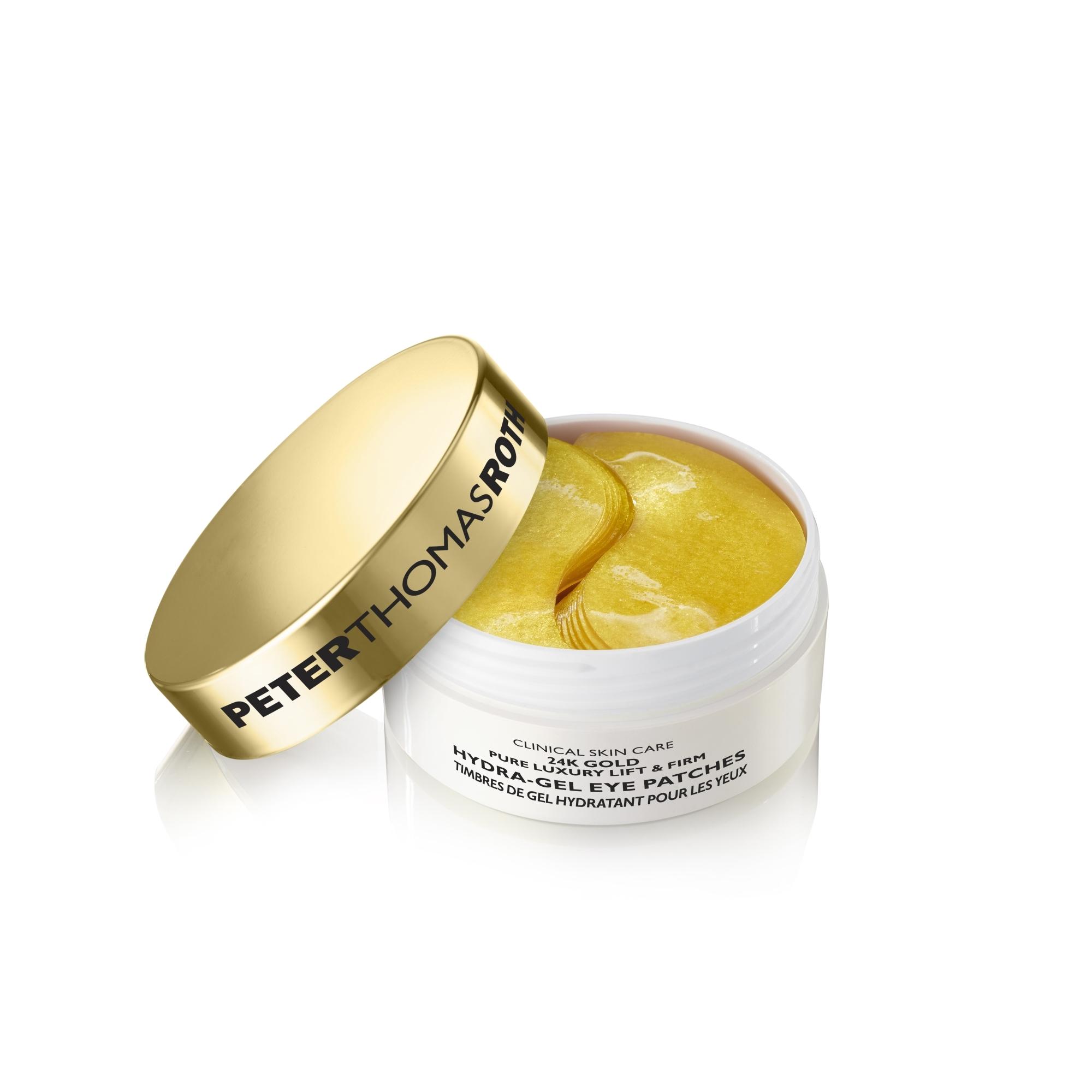 24K Gold Hydra-Gel Eye Patches