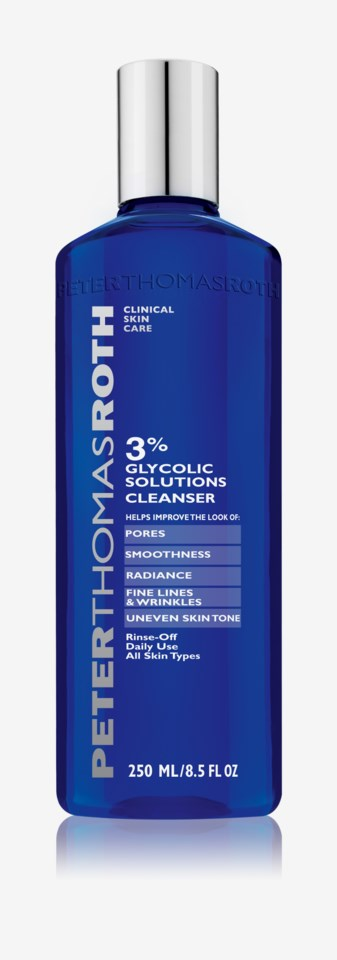 Glycolic Solutions Cleanser 250ml