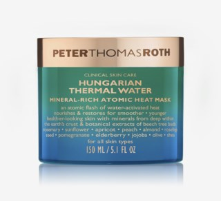 Hungarian Thermal Water Heat Facial Mask