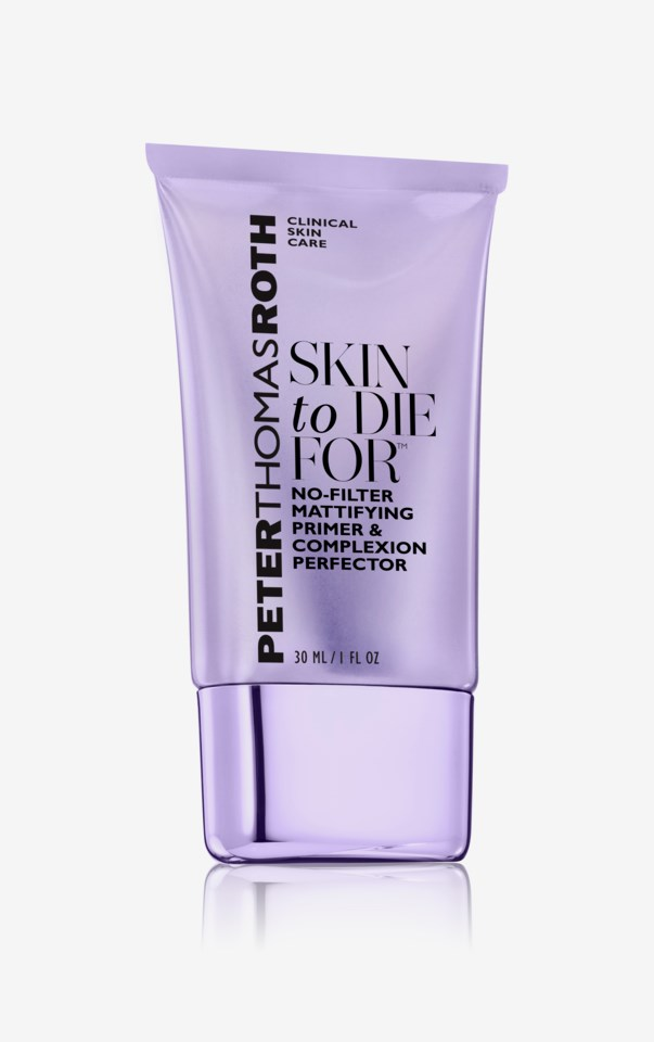 Skin To Die For No-Filter Mattifying Primer & Complexion Perfector 30 ml