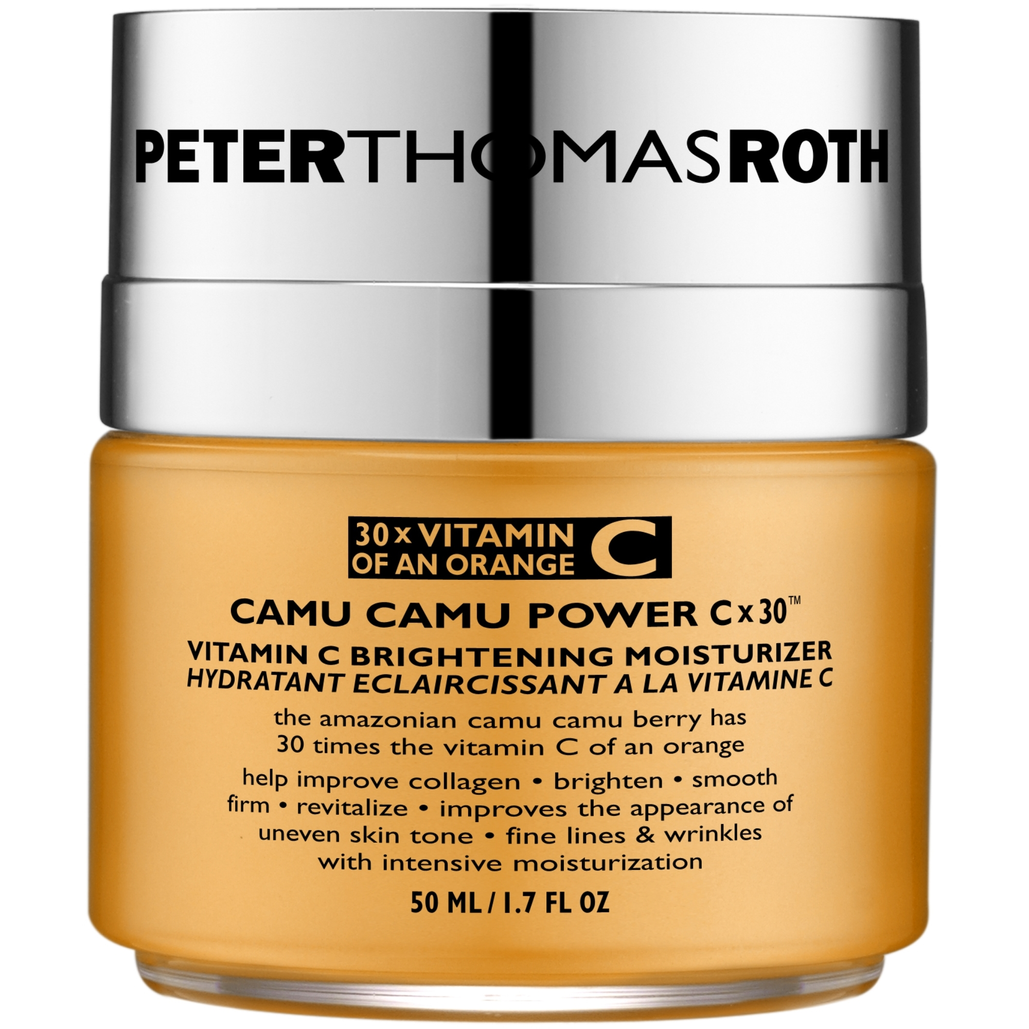 Camu Camu Power Cx30 Vitamin C  Brightening Moisturizer