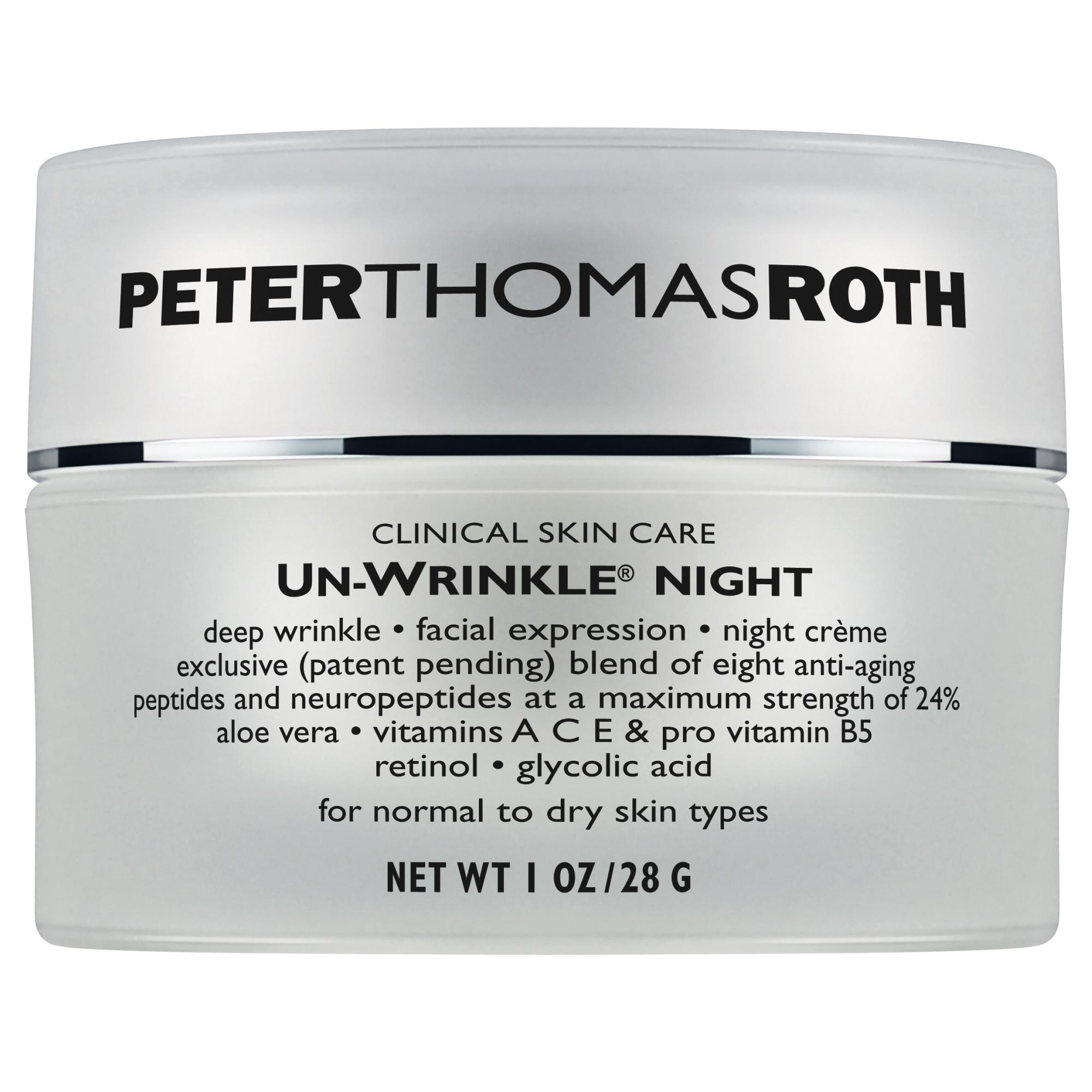 Un-Wrinkle Night Cream 30ml