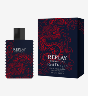 Signature Red Dragon For Him Edt 100 ml 100 ml