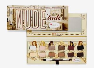 Nude Tude Naughty Eyesh Nude Tude Eyeshadow Palette