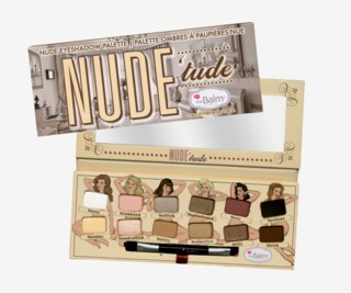 Nude Tude Naughty Eyesh Nude Tude Eyeshadow Palette