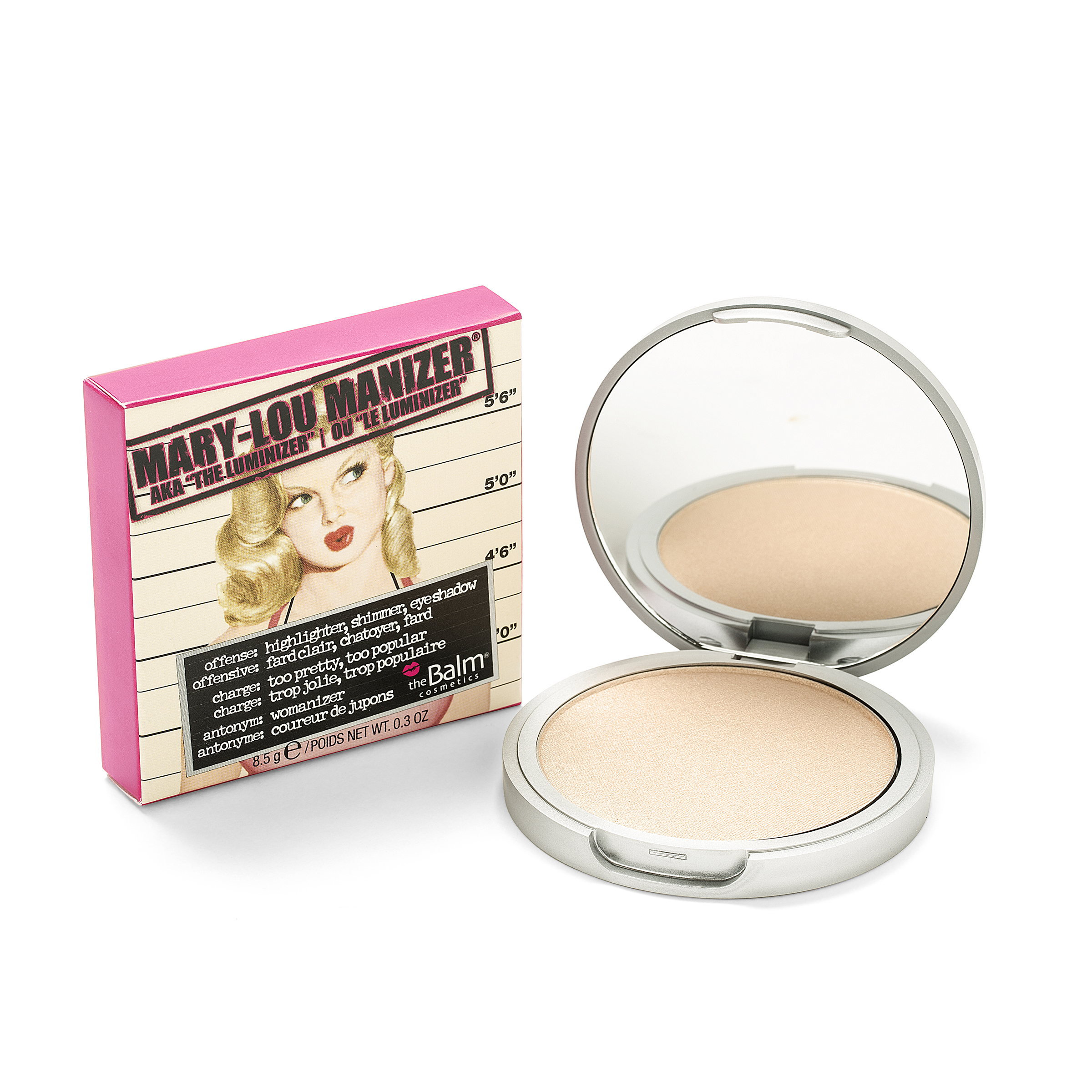 Powder Highlighter Mary-Lou Manizer