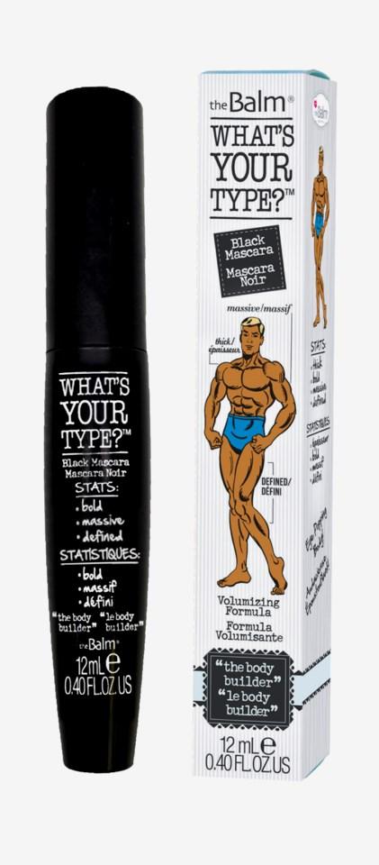 The Body Builder Mascara