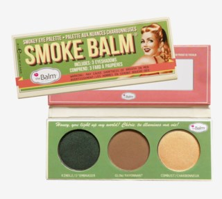 Smoke Balm Eyeshadow Palette Vol.2