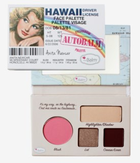 Autobalm Hawaii Eyeshadow AutoBalm Hawaii Face Palette