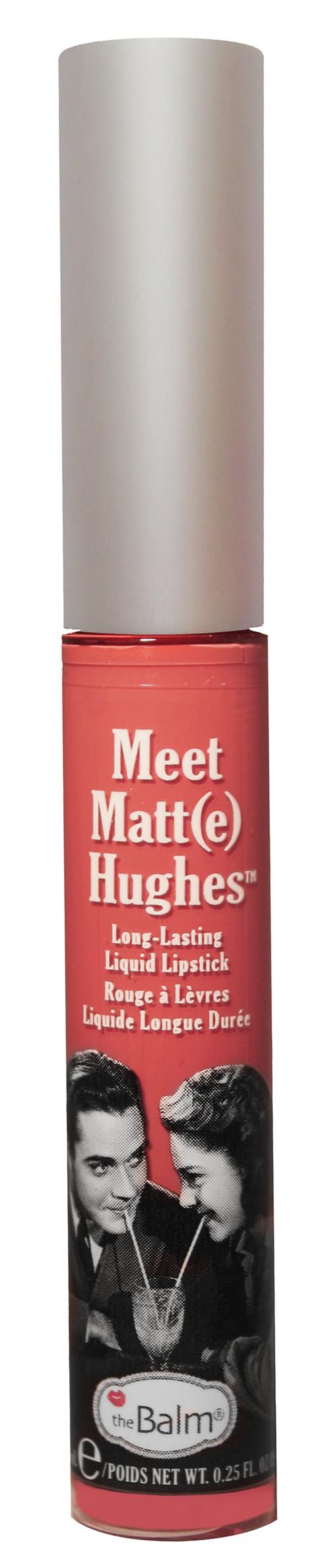 Meet Matte Hughes