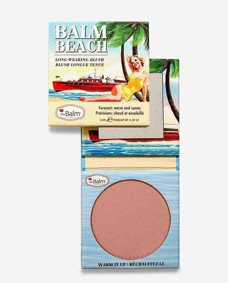 Balm Beach Rouge Balm Beach Blush