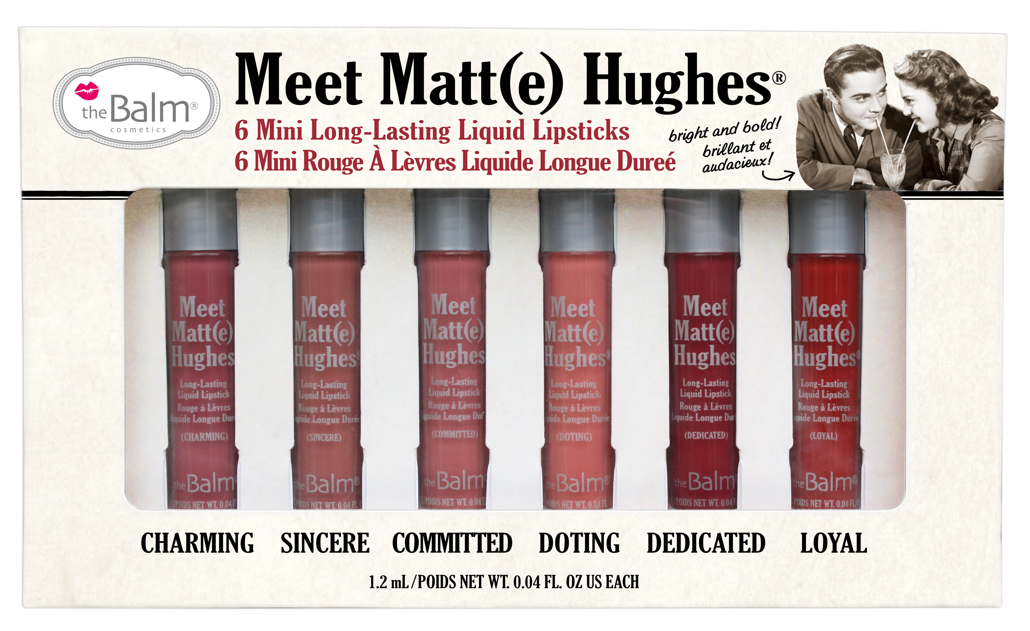 Meet Matte Hughes Vol. 1