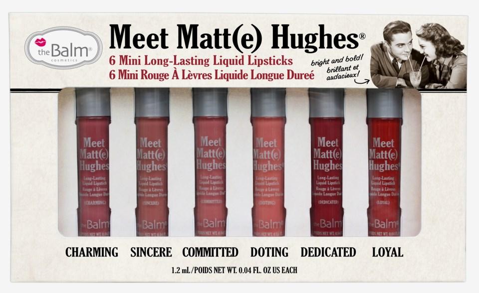 Meet Matt(e) Hughes Vol. 1