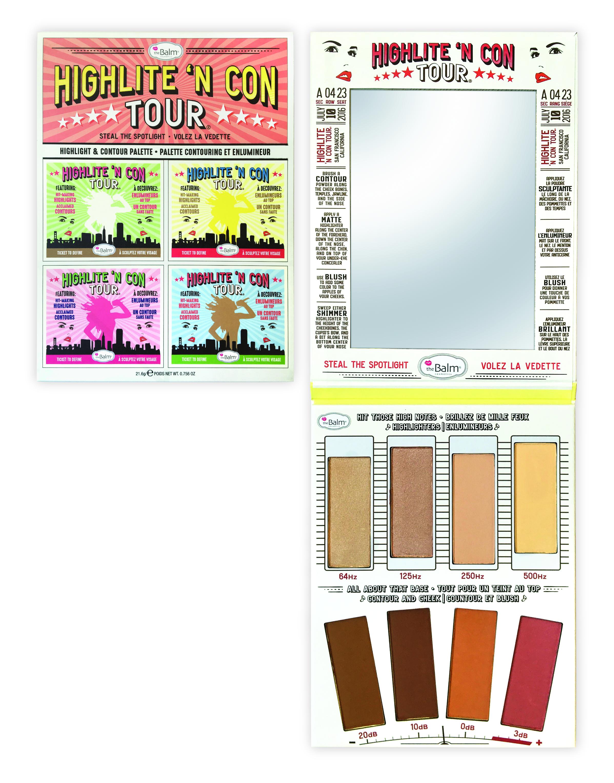 High Light And Con Tour Highlite 'N Con Tour Palette