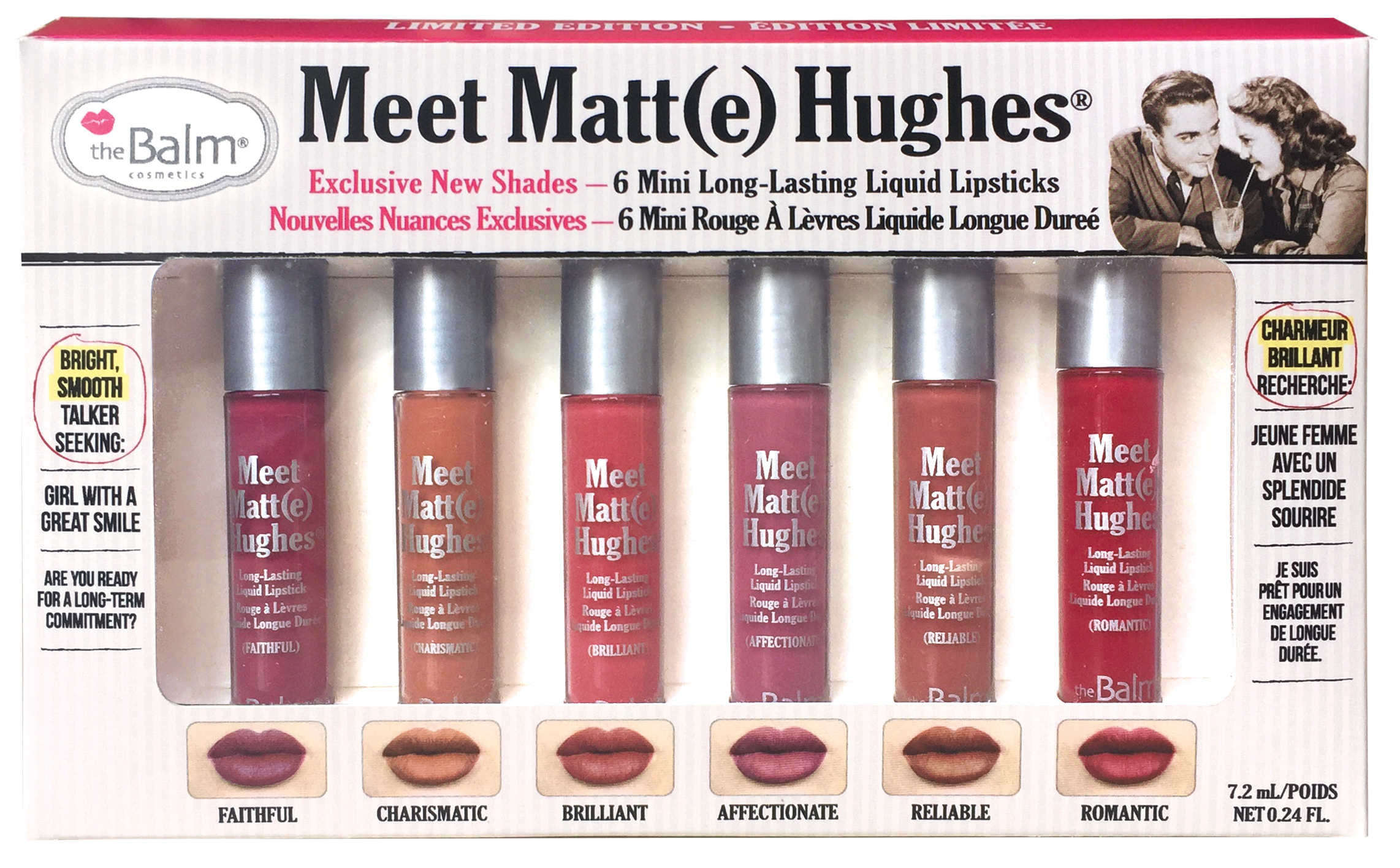 Meet Matte Hughes Vol. 2
