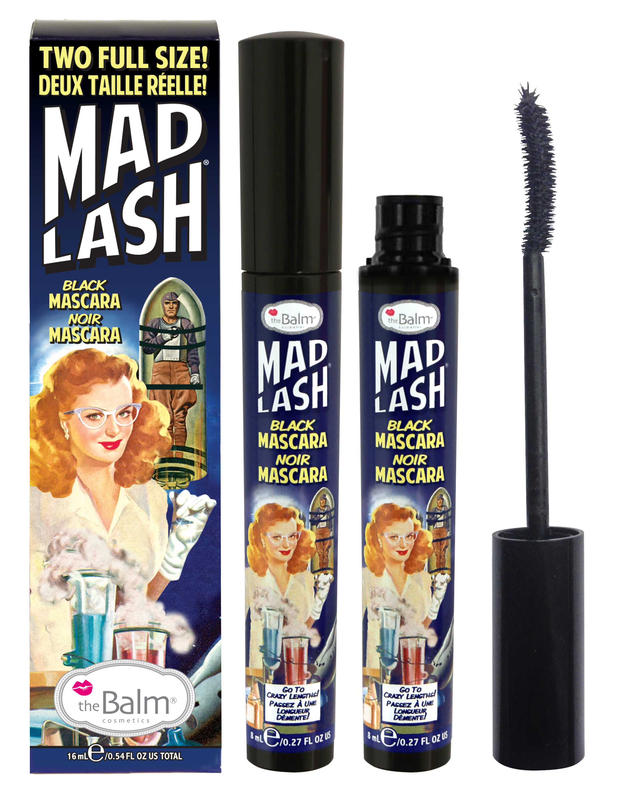 Mad Lash Full Size Duo Mad Lash Full Size Mascara x2