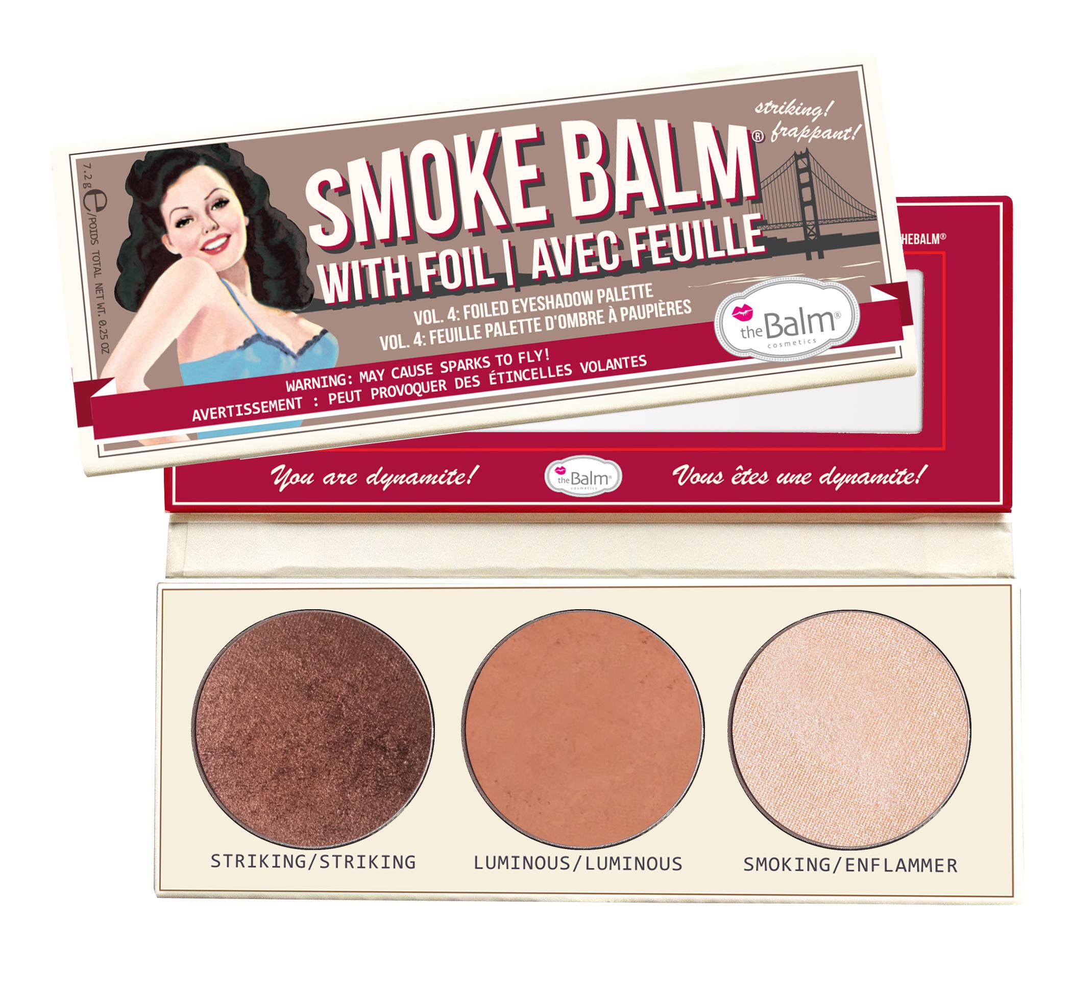 Smoke Balm Vol. 4 Eyeshadow Smoke Balm Eyeshadow Vol. 4