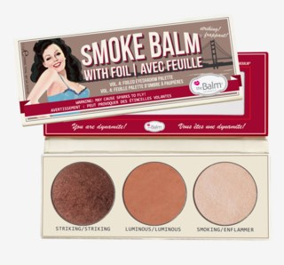 Smoke Balm Eyeshadow Palette Vol. 4