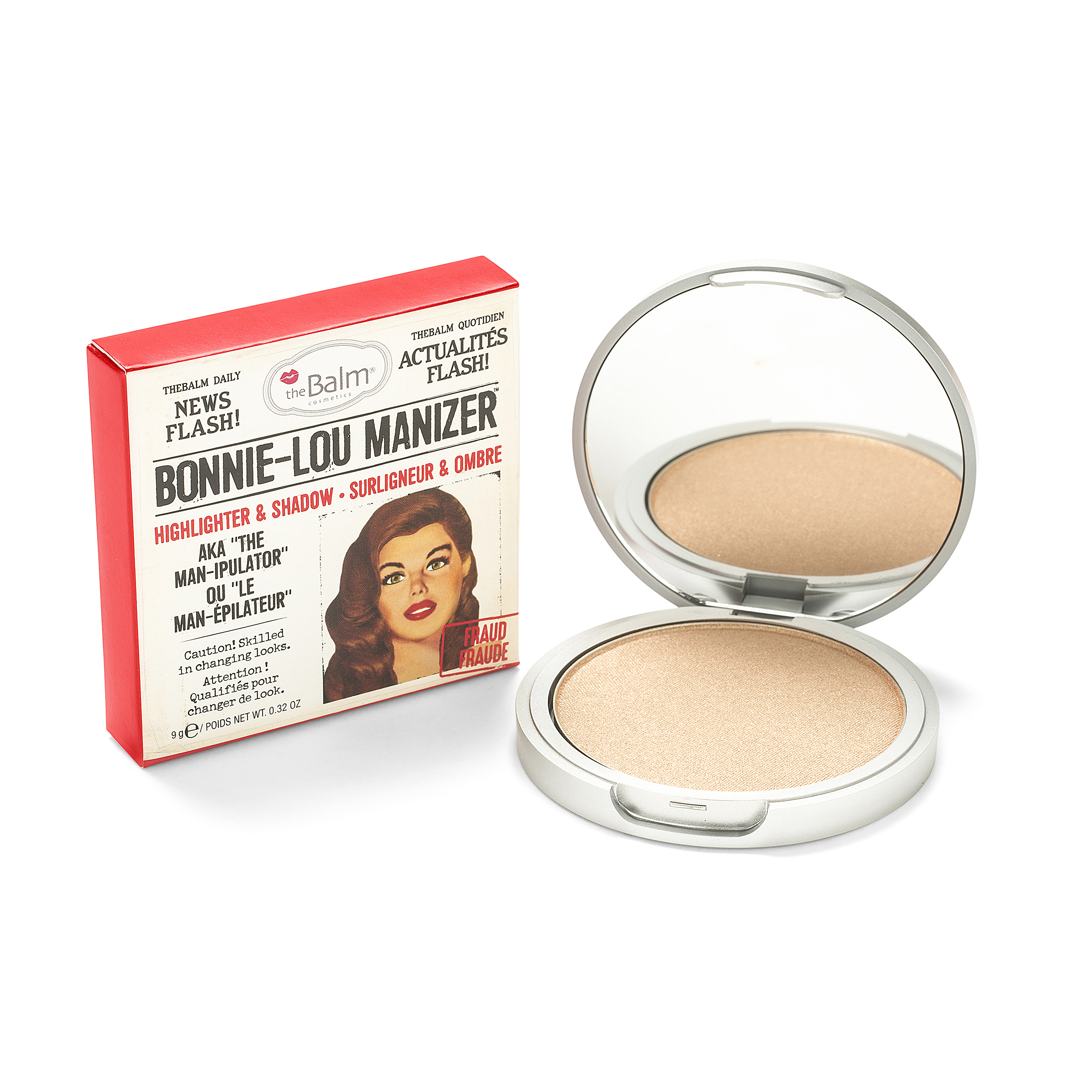 Bonnie Lou Manizer Eyes Bonnie-Lou Manizer Highlighter & Shadow