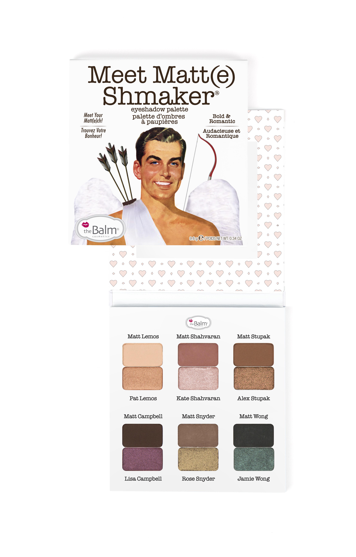 Meet Matte Shmaker Meet Matte Shmaker Eyeshadow Palette