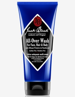 All-Over Wash for Face, Hair & Body
