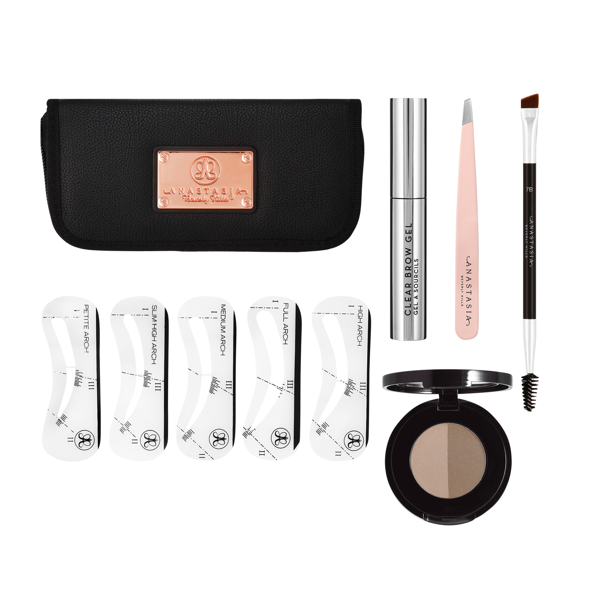 5-Item Brow Kit Taupe