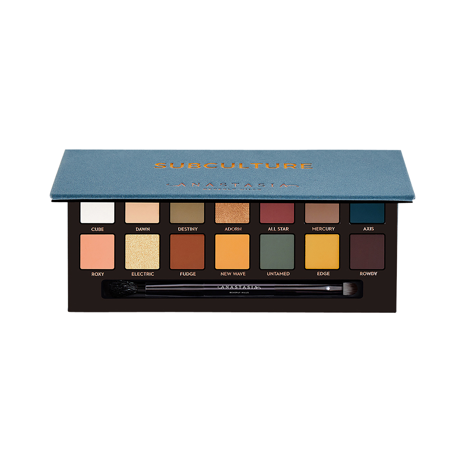 Subculture Eyeshadow Palette