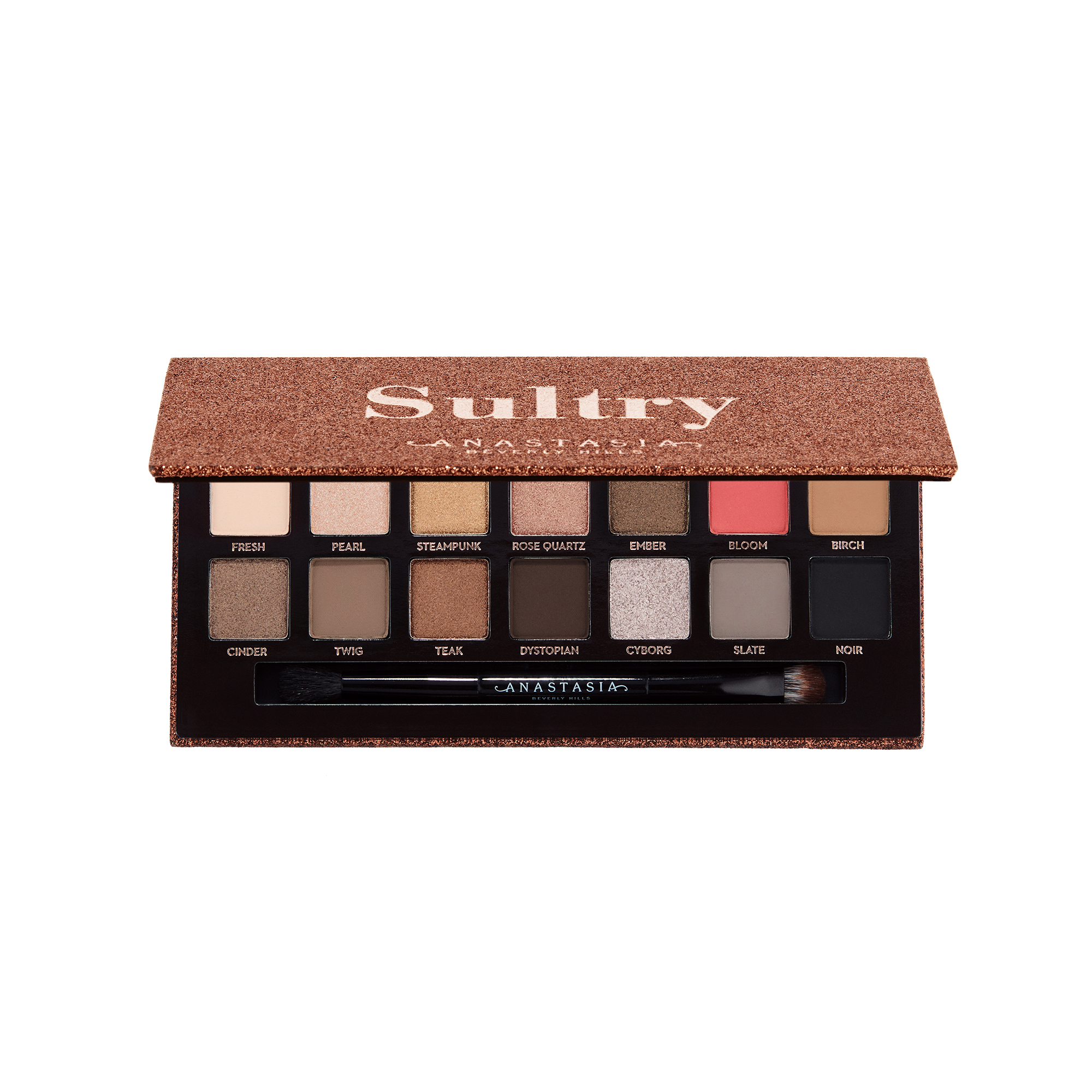 Eye Shadow Palette Sultry