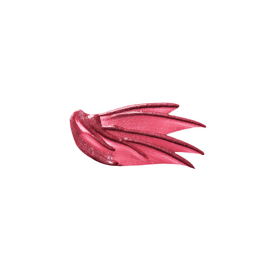 Lip Gloss Metallic Rose