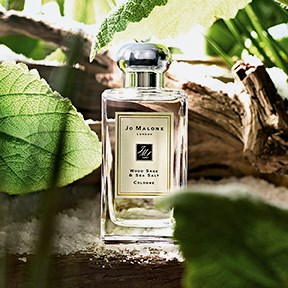 Wood Sage & Sea Salt Cologne 100 ml