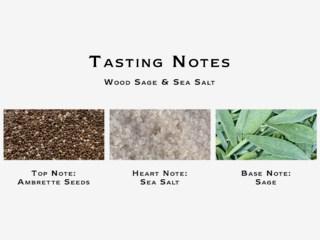 Wood Sage & Sea Salt Cologne 30ml