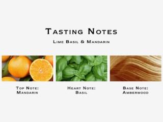 Lime Basil & Mandarin Barh Oil 250ml