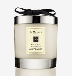 Oak & Hazelnut Home Candle