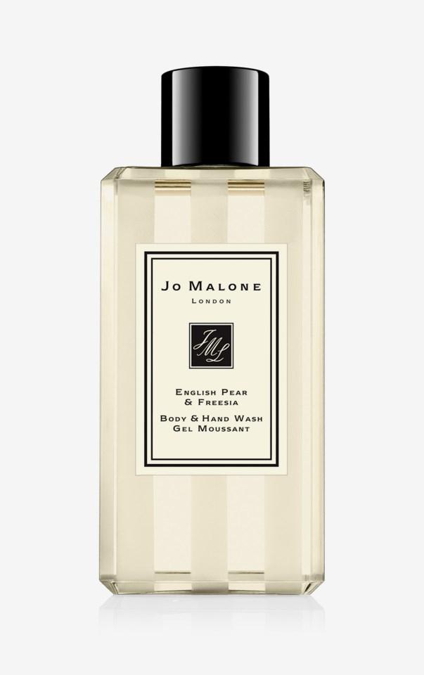 English Pear & Freesia Body & Hand Wash Jo Malone English Pear 100ml