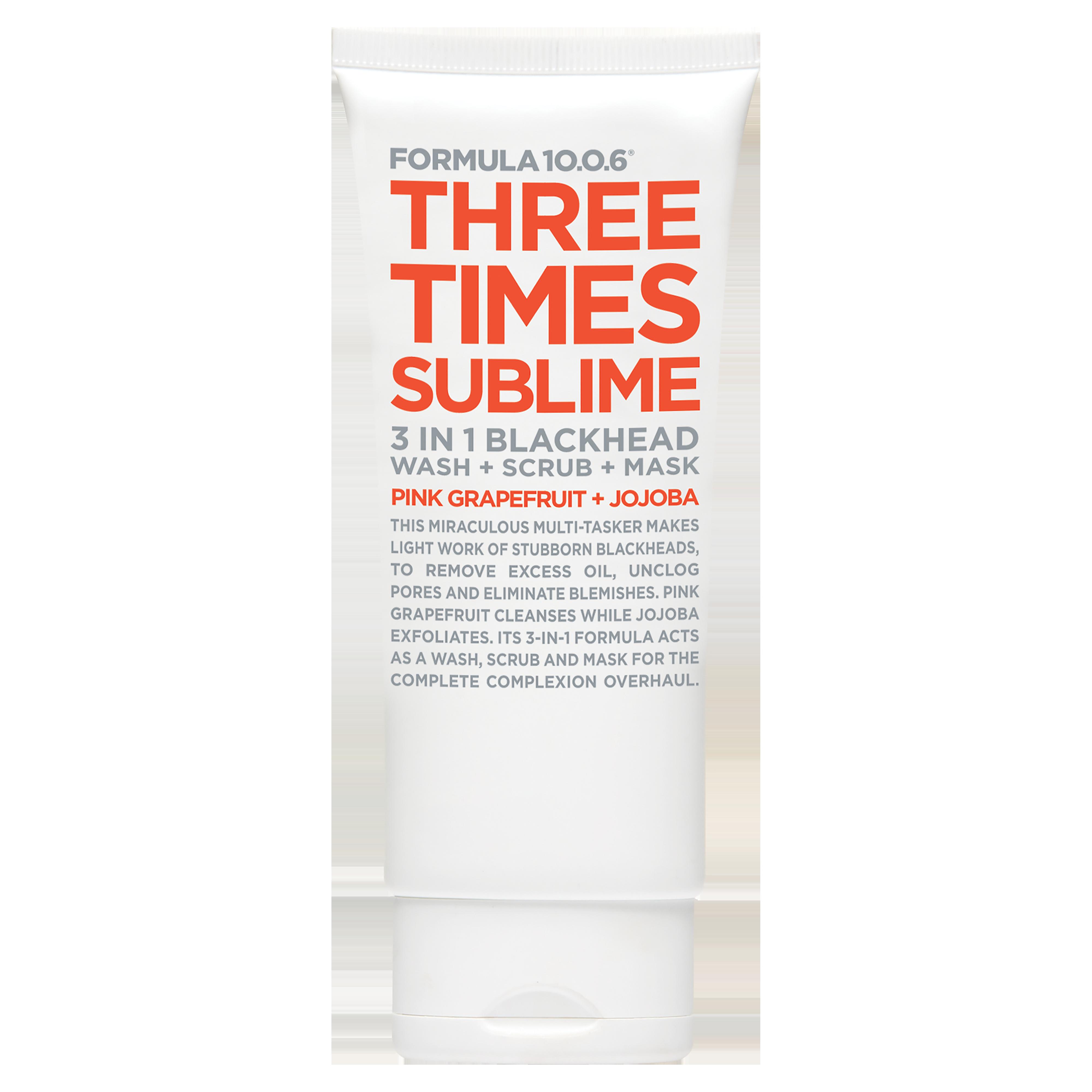 Three Times Sublime
