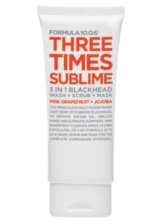 Three Times Sublime