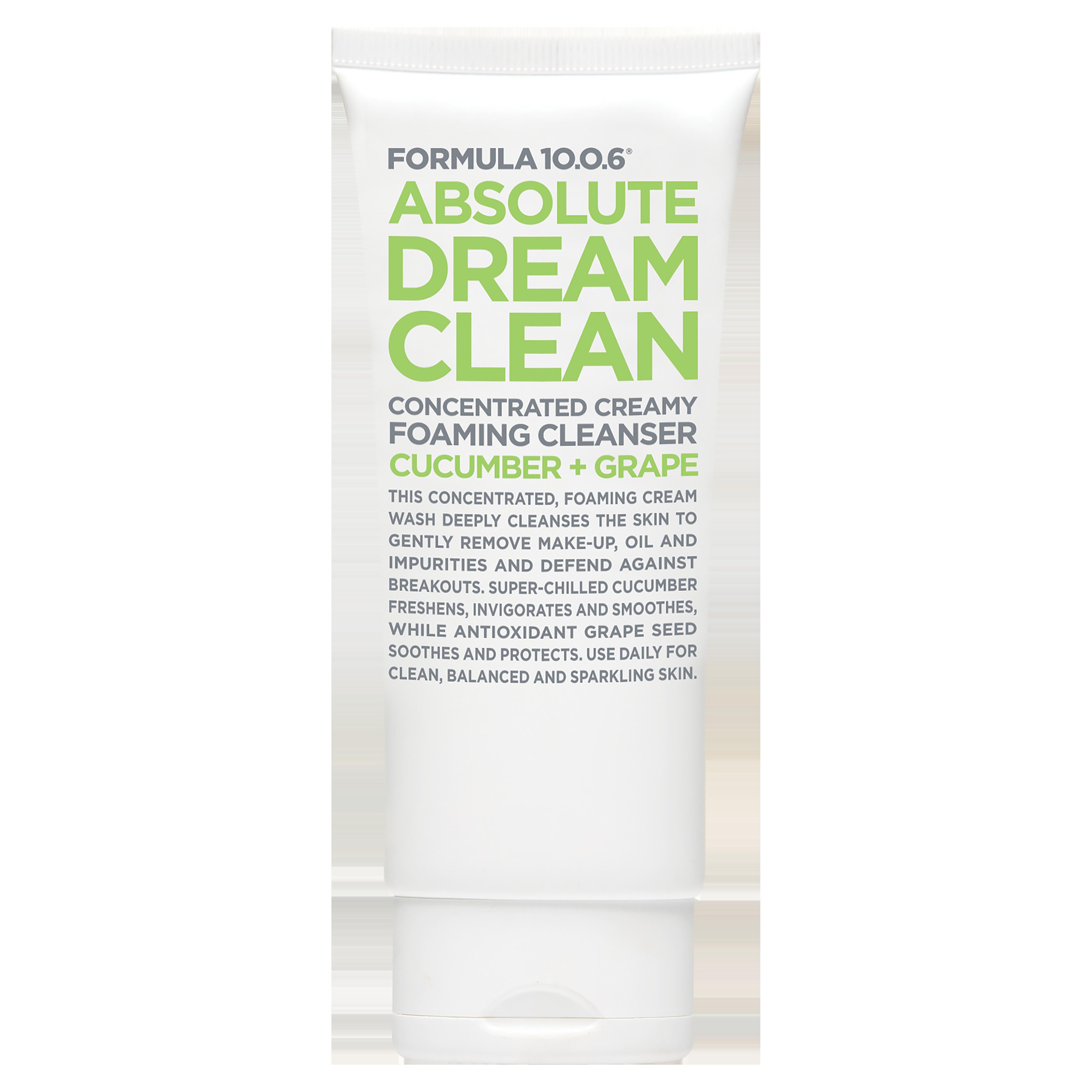 Absolute Dream Clean Foaming Cleanser