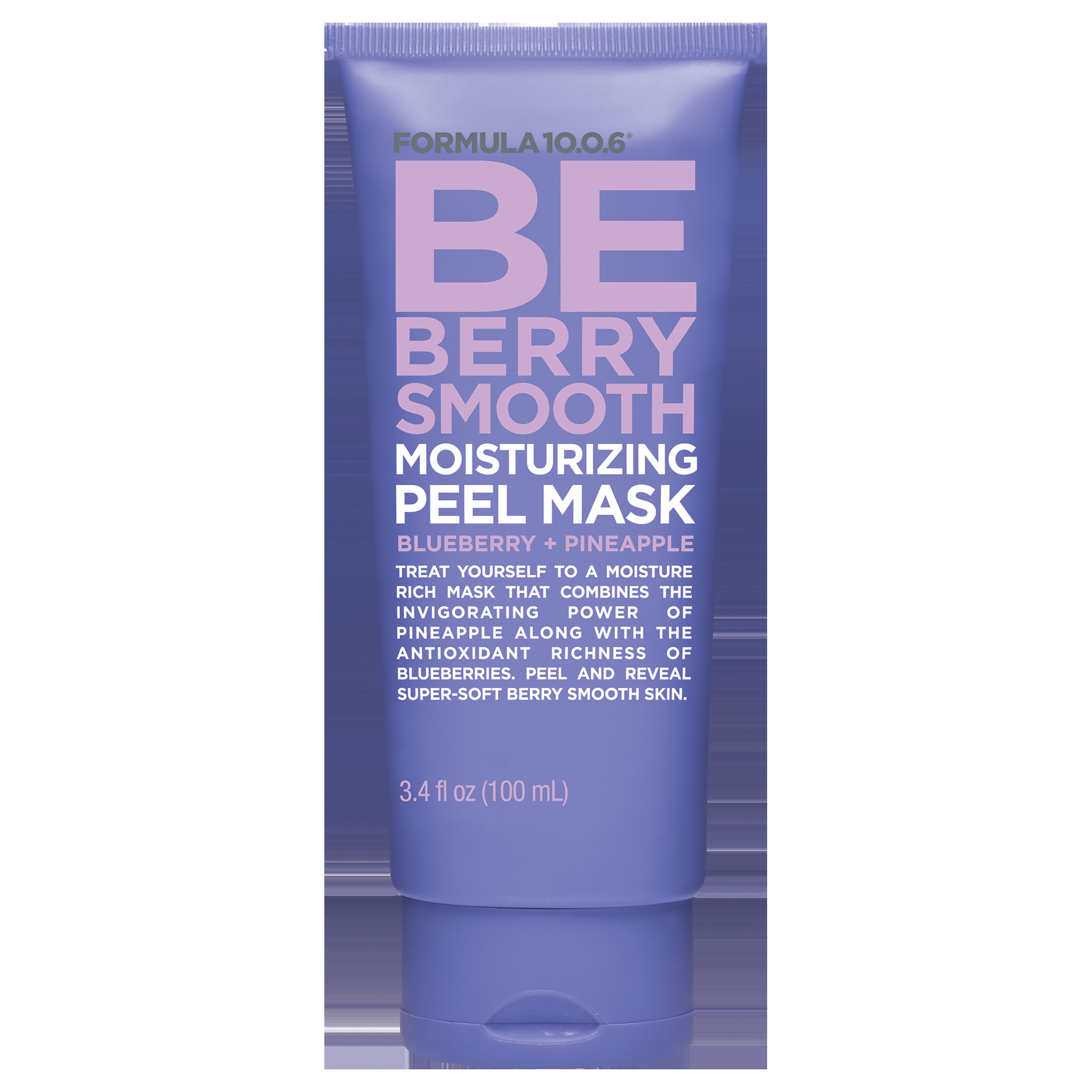 Be Berry Smooth Moisturizing Peel Mask 100ml