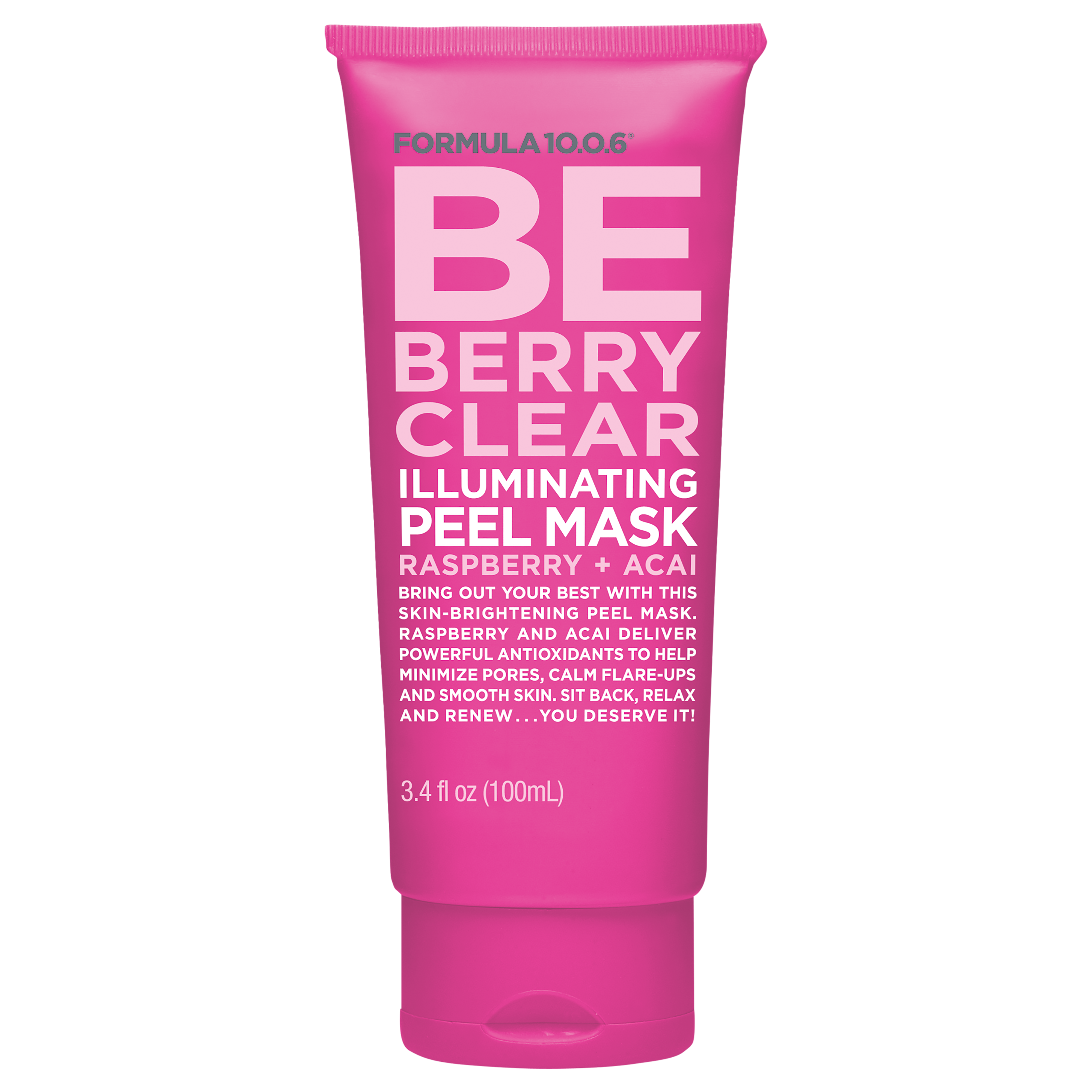 Be Berry Clear Renewing Peel Mask 100 ml