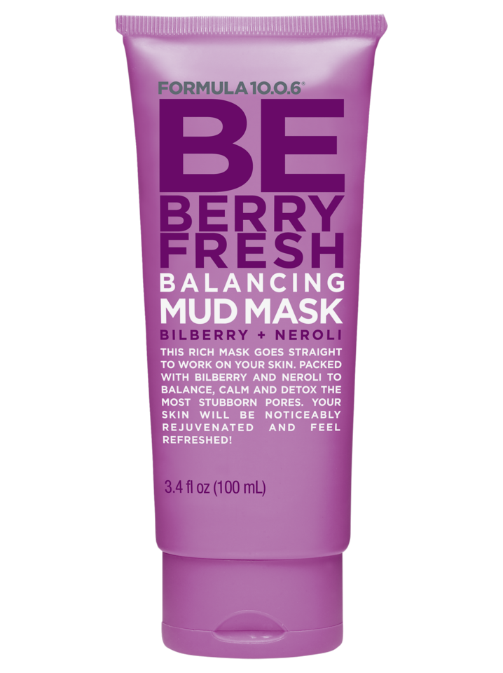 Be Berry Fresh Balancing Mud Mask 100 ml