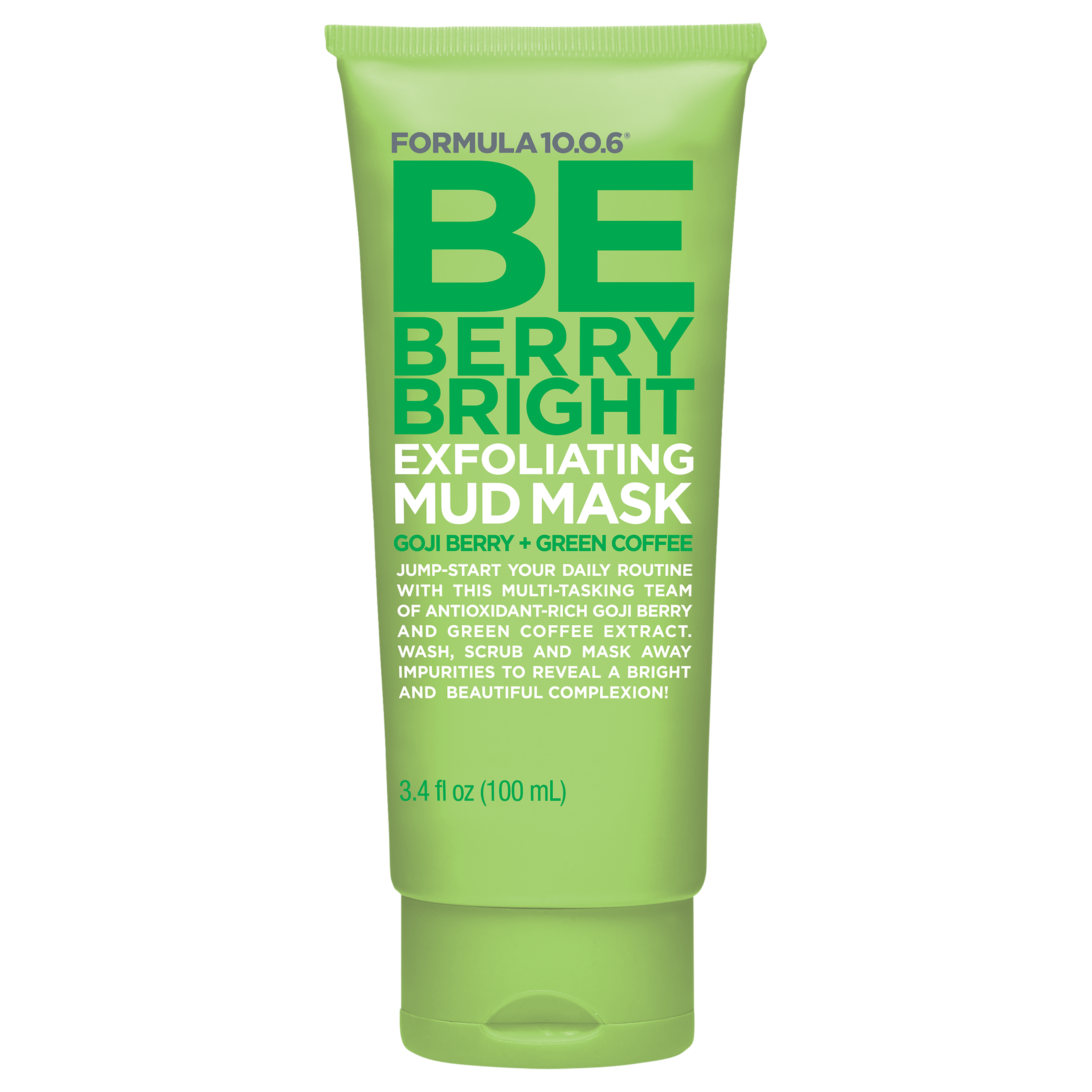 Be Berry Bright Exfoliating Mud Mask 100ml