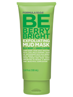 Be Berry Bright Exfoliating Mud Mask 100 ml