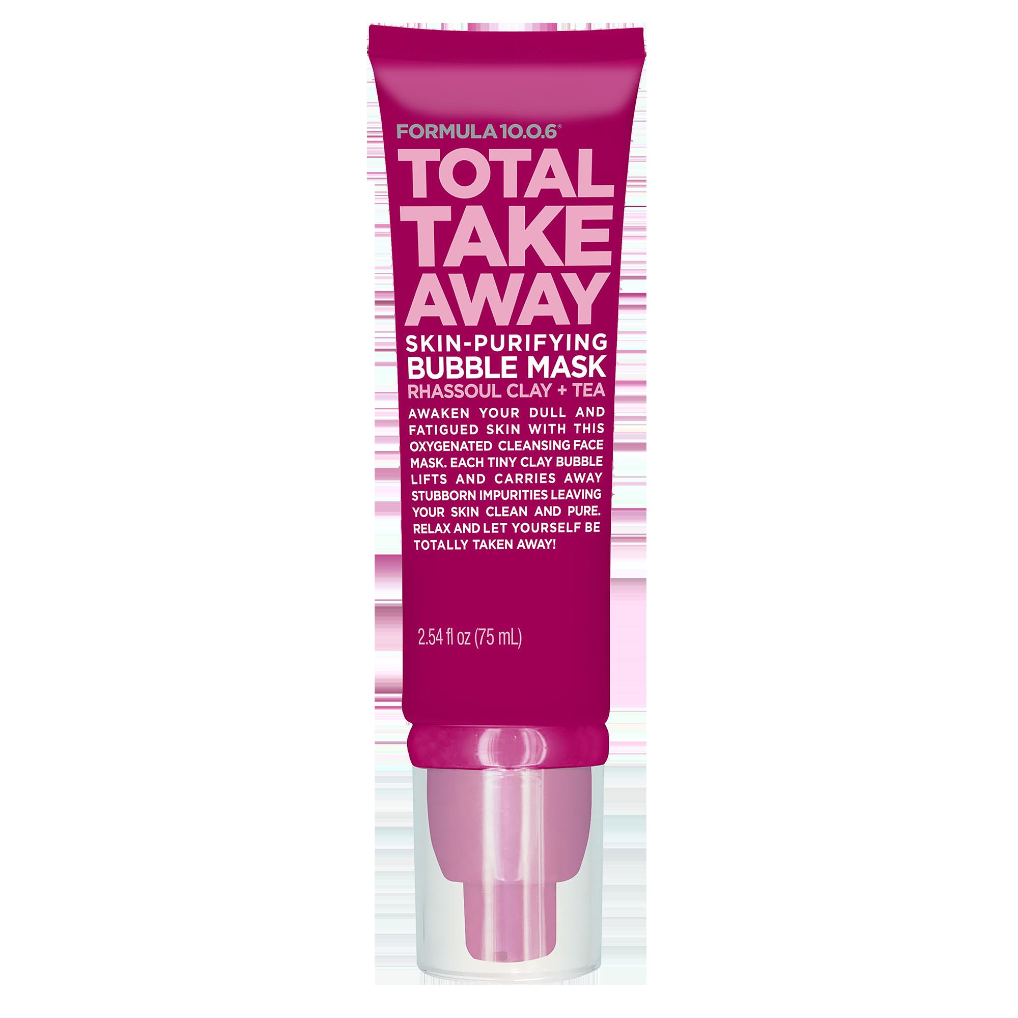 Total Take Away Bubble Mask 75ml