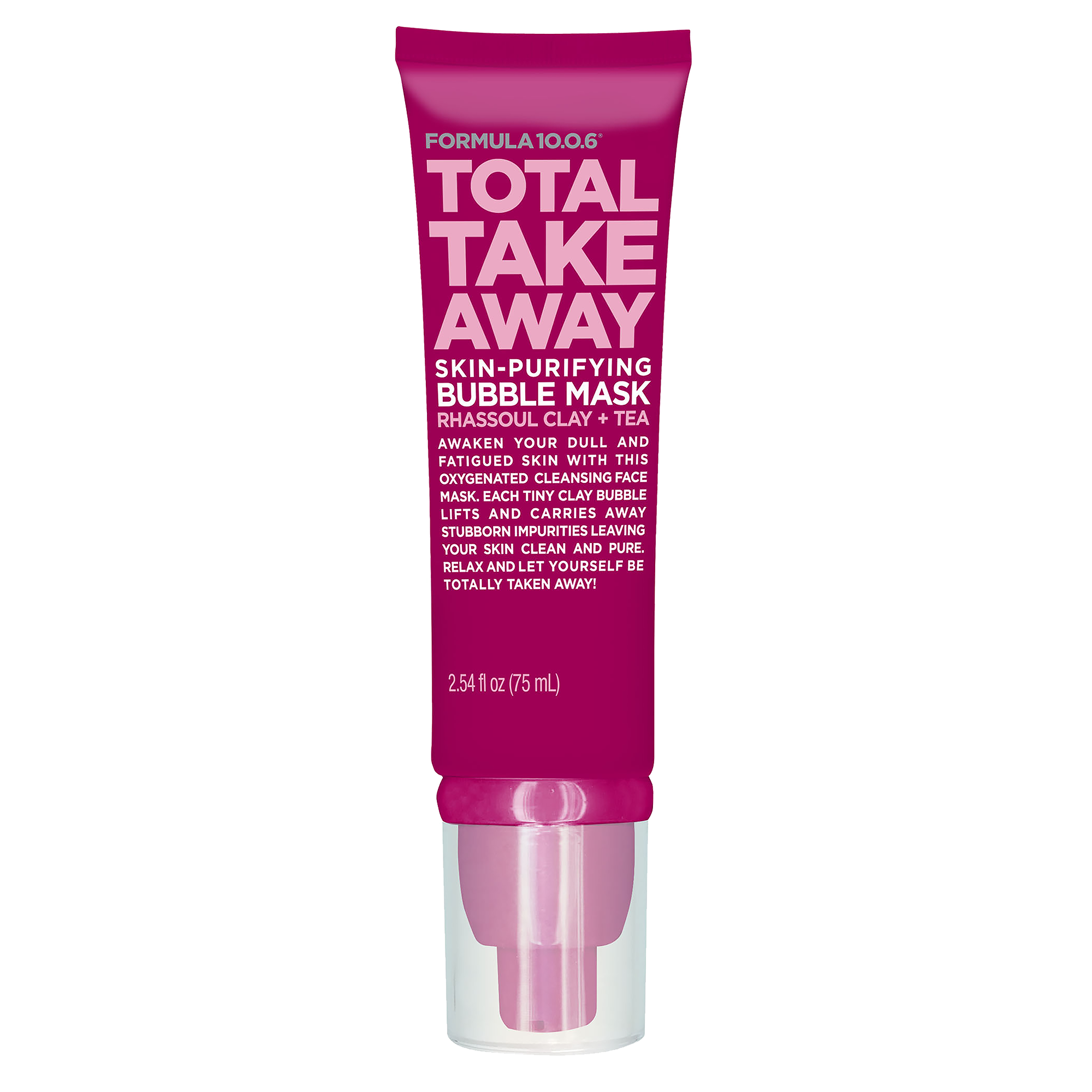 Total Take Away Bubble Mask 75 ml