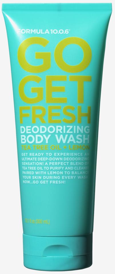 Go Get Fresh Deodorizing Body Wash 300ml