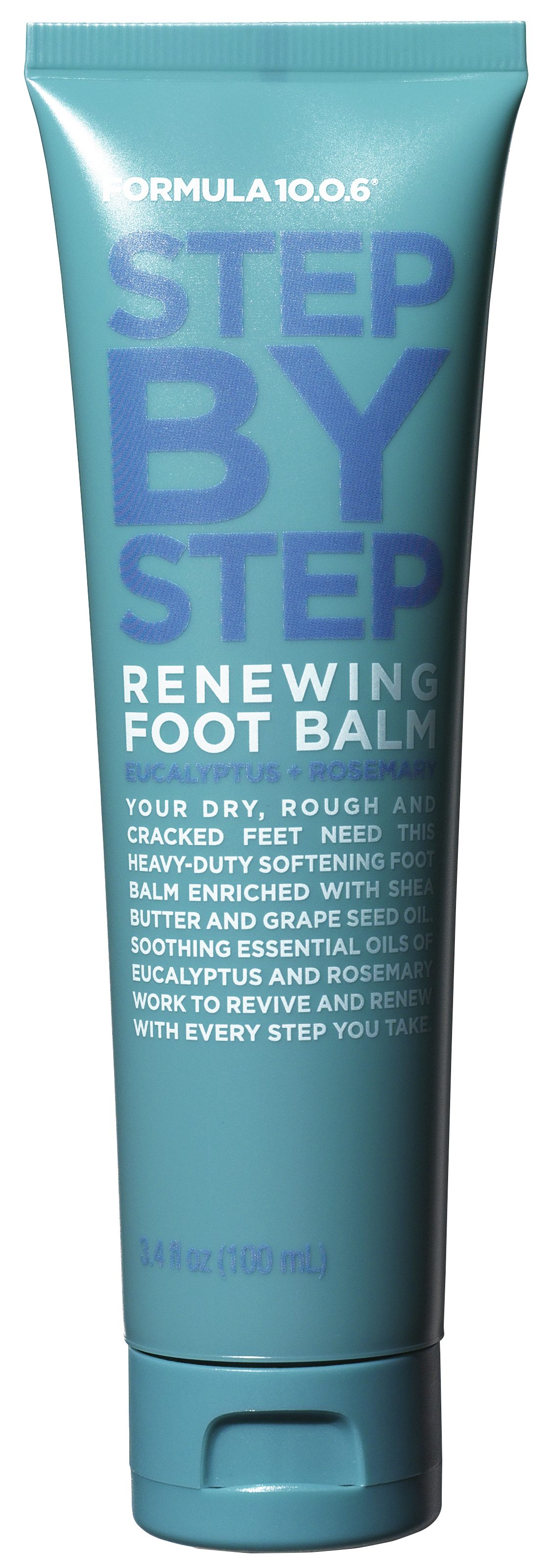 Step By Step Renewing Foot Balm 100 ml