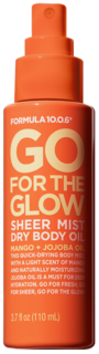 Go For The Glow Sheer Mist Dry Body Oil 110 ml