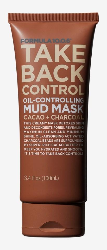 Take Back Contol Oil controlling Mud Mask 100ml